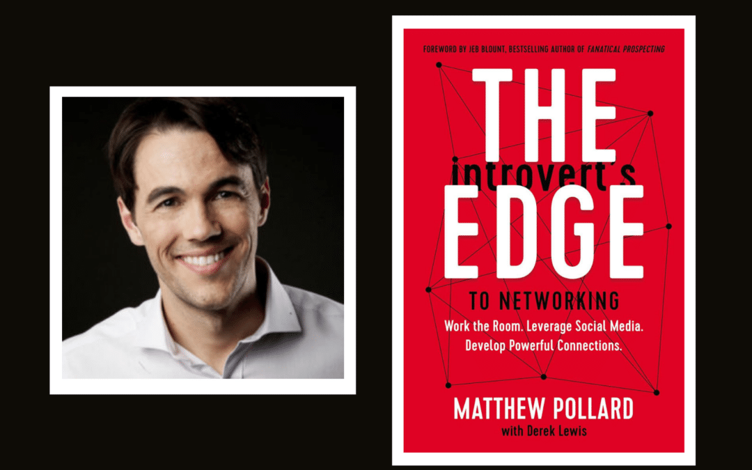 Review: The Introvert's Edge to Networking by Matthew Pollard